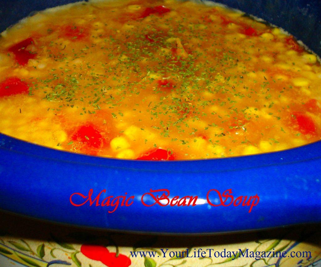 Magic Bean Soup